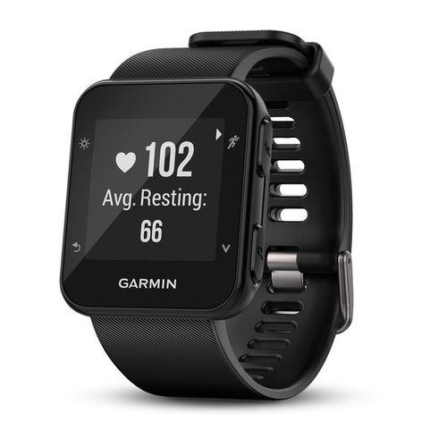 Monitor cardíaco de pulso com GPS Garmin Forerunner 35