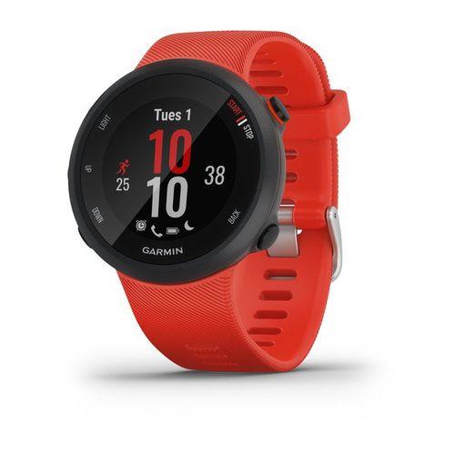 Relógio Garmin Forerunner 45 com Monitor Cardíaco de Pulso e GPS