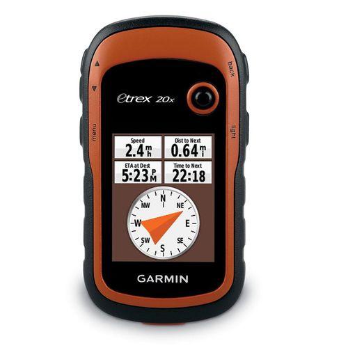 "GPS Portátil Garmin eTrex20x GPS/GLONASS, Tela de 2,2"" e Bússola de 3 Eixos"
