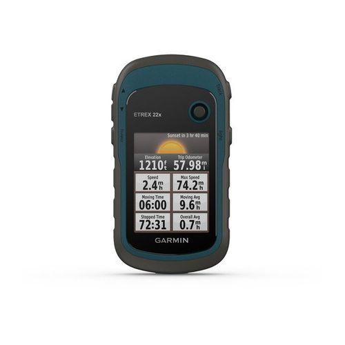 GPS Portátil Garmin eTrex 22x GPS/GLONASS com Mapa TopoActive América do Sul, 8GB Memória Interna