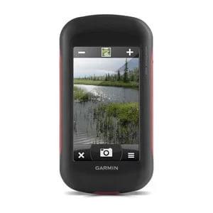 GPS Portátil Garmin Montana 680 GPS/GLONASS robusto com câmera de 8 megapixels e 1 ano de assinatura BirdsEye