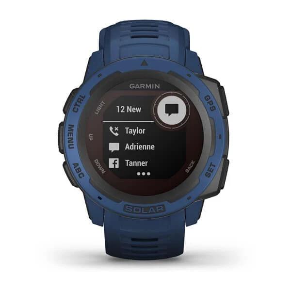 Monitor-Cardiaco-de-Pulso-com-GPS-Garmin-Instinct-Solar-Azul-Tidal-WW--7-