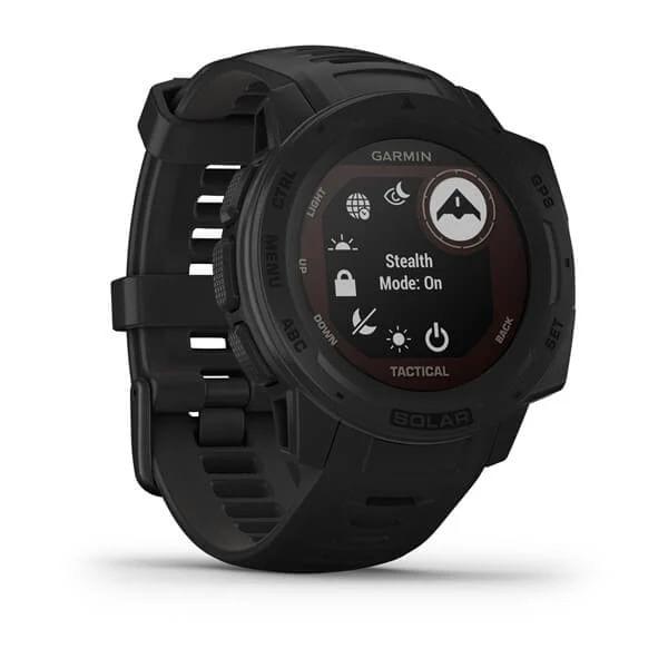 Monitor-Cardiaco-de-Pulso-com-GPS-Garmin-Instinct-Solar-Preto-WW--2-