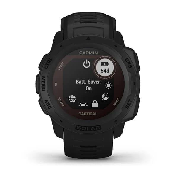 Monitor-Cardiaco-de-Pulso-com-GPS-Garmin-Instinct-Solar-Preto-WW--6-