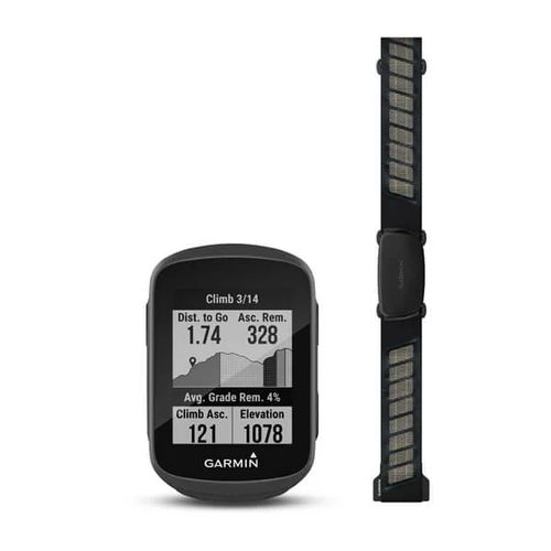 Ciclocomputador com GPS Garmin Edge 130 Plus
