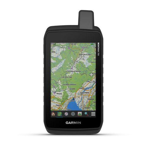 GPS Portátil Garmin Montana® 700 com Touch Screen GPS/GLONASS/GALILEO com Imagens de Satélite BirdsEye